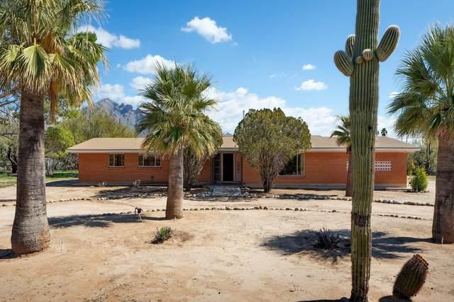8540 N Aspen Avenue, Tucson, AZ 85704 (#22004182) :: Realty Executives Tucson Elite