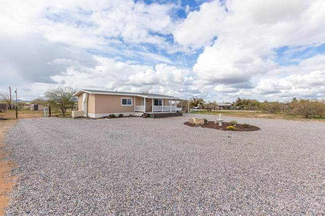 9805 N Volk Avenue, Marana, AZ 85653 (#22004185) :: The Local Real Estate Group | Realty Executives
