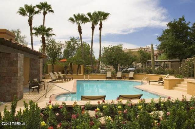 6651 N Campbell Avenue #190, Tucson, AZ 85718 (#22004187) :: The Local Real Estate Group | Realty Executives