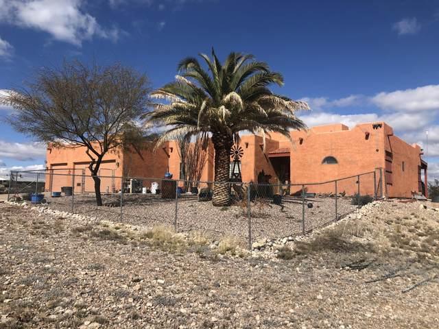 30 N Coronado Circle, Tombstone, AZ 85638 (#22004192) :: The Josh Berkley Team