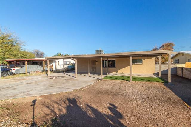 867 E Alturas Street, Tucson, AZ 85719 (#22004233) :: Long Realty - The Vallee Gold Team