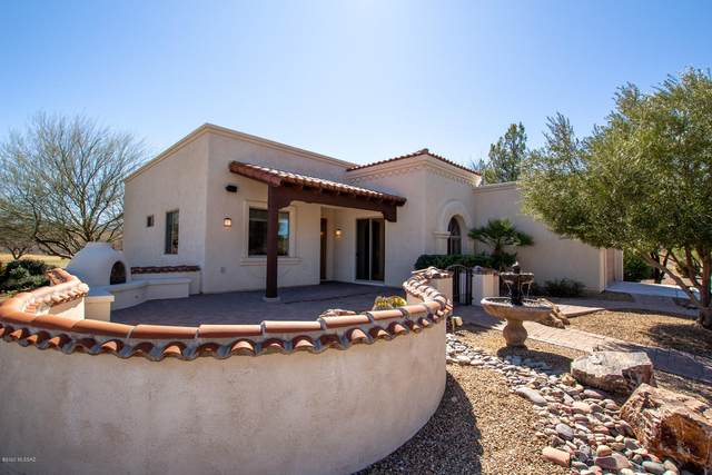 117 Circulo Sabino, Tubac, AZ 85646 (#22004251) :: The Local Real Estate Group   Realty Executives