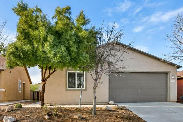 5034 E Kittentails Drive, Tucson, AZ 85756 (#22004294) :: Long Realty Company