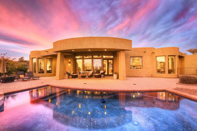 12123 N Red Mountain Drive, Oro Valley, AZ 85755 (#22004318) :: The Local Real Estate Group | Realty Executives