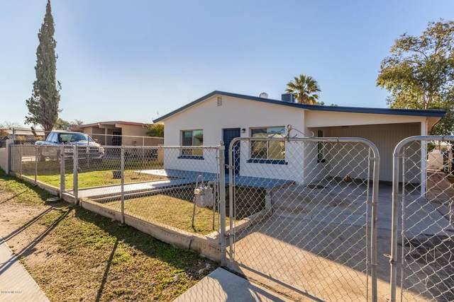 814 E 33Rd Street, Tucson, AZ 85713 (#22004330) :: Long Realty Company