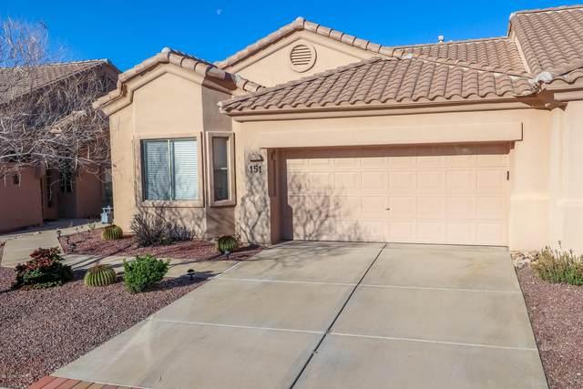 13401 N Rancho Vistoso Boulevard #151, Oro Valley, AZ 85755 (#22004338) :: The Local Real Estate Group | Realty Executives
