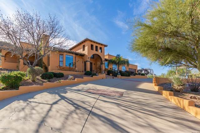 4085 W Coyote Ridge Trail, Tucson, AZ 85746 (#22004345) :: Long Realty - The Vallee Gold Team
