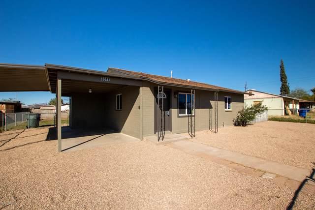 3041 E Rickey Vista, Tucson, AZ 85713 (#22004351) :: Long Realty Company