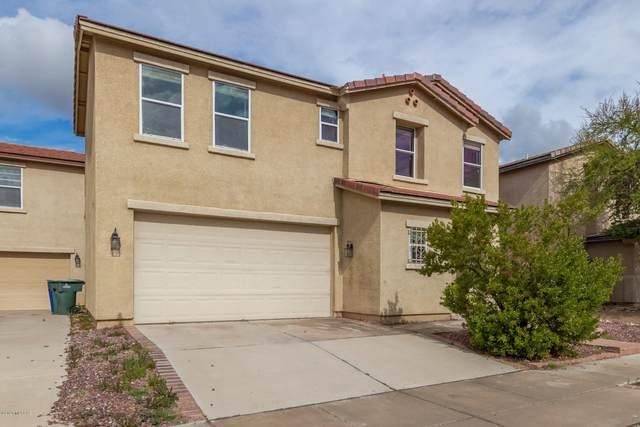 4199 E Stone River Drive, Tucson, AZ 85712 (#22004369) :: Long Realty Company