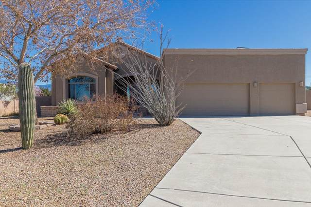 9024 S Placita Rancho De La Vista, Vail, AZ 85641 (#22004372) :: Long Realty - The Vallee Gold Team