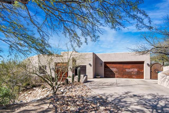 4021 E Bujia Primera, Tucson, AZ 85718 (#22004381) :: Long Realty Company