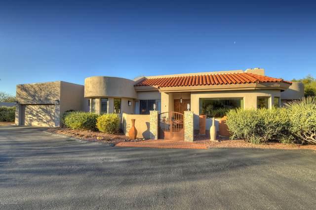 6221 N Cadena De Montanas, Tucson, AZ 85718 (#22004389) :: Long Realty Company