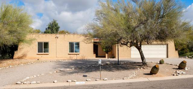 7531 E Calle Brisas, Tucson, AZ 85750 (#22004394) :: Long Realty - The Vallee Gold Team