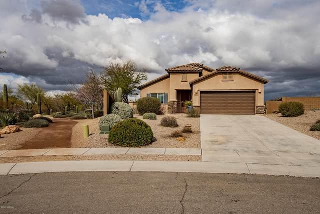 8117 N Circulo El Palmito, Tucson, AZ 85704 (#22004404) :: Realty Executives Tucson Elite