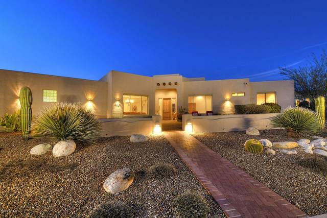 4585 N Black Rock Drive, Tucson, AZ 85750 (#22004408) :: Long Realty - The Vallee Gold Team