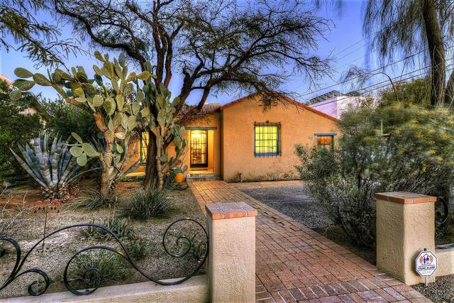 524 N Wilson Avenue, Tucson, AZ 85719 (#22004422) :: The Local Real Estate Group | Realty Executives