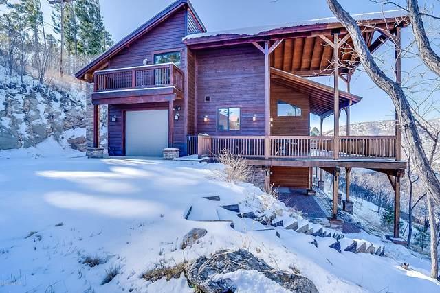 12965 N Yuma Avenue, Mt. Lemmon, AZ 85619 (#22004429) :: The Local Real Estate Group | Realty Executives