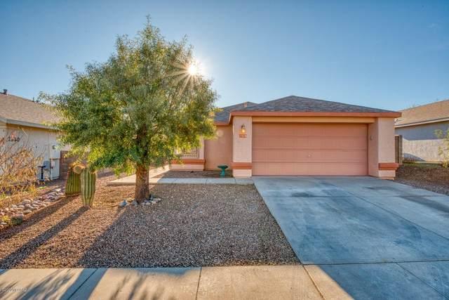 1310 N Falcon Ridge Drive, Tucson, AZ 85745 (#22004451) :: Long Realty - The Vallee Gold Team