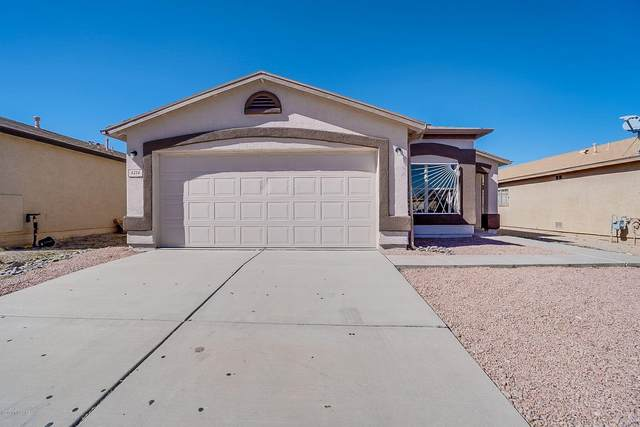 6236 S Logger Drive, Tucson, AZ 85746 (#22004453) :: Long Realty - The Vallee Gold Team