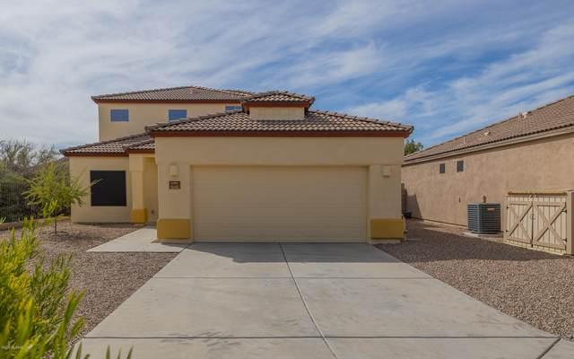 1681 S San Marcos Place, Tucson, AZ 85713 (#22004460) :: The Josh Berkley Team