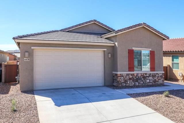 6878 E Corte Casa Elegante, Tucson, AZ 85756 (#22004465) :: Long Realty - The Vallee Gold Team