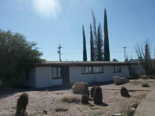 101 S Ave B, San Manuel, AZ 85631 (#22004471) :: The Local Real Estate Group | Realty Executives