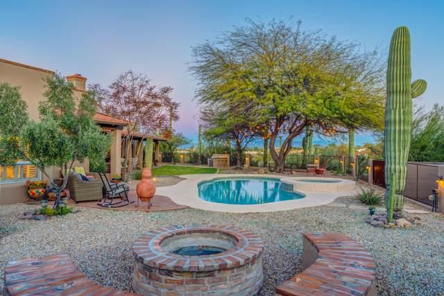 3547 W Desert Tulip Court, Tucson, AZ 85745 (#22004476) :: Long Realty - The Vallee Gold Team