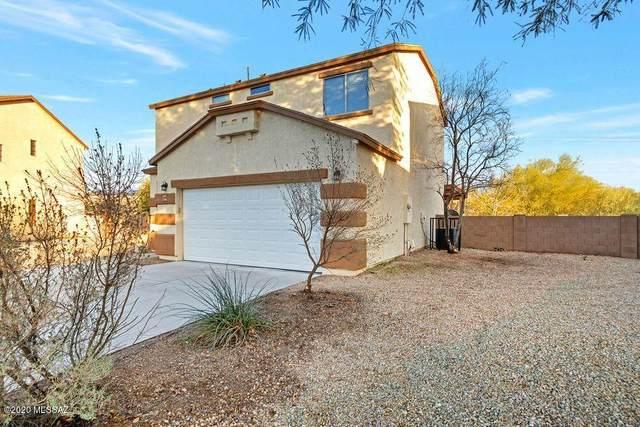 5798 E Camino De Azucar, Tucson, AZ 85756 (#22004478) :: Long Realty Company
