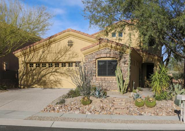 204 E Brearley Drive, Oro Valley, AZ 85737 (#22004499) :: The Local Real Estate Group | Realty Executives