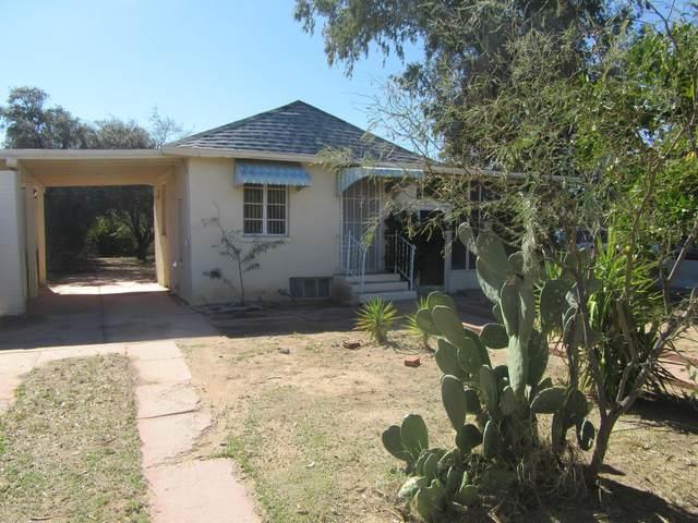 302 E Fairground Drive, Tucson, AZ 85714 (#22004536) :: Long Realty Company