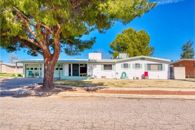 1011 W Granada Street, Willcox, AZ 85643 (MLS #22004543) :: The Property Partners at eXp Realty