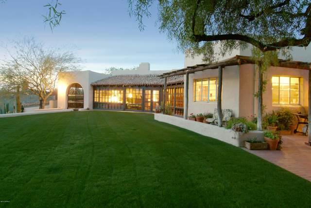 5055 N Calle La Vela, Tucson, AZ 85718 (#22004565) :: The Josh Berkley Team