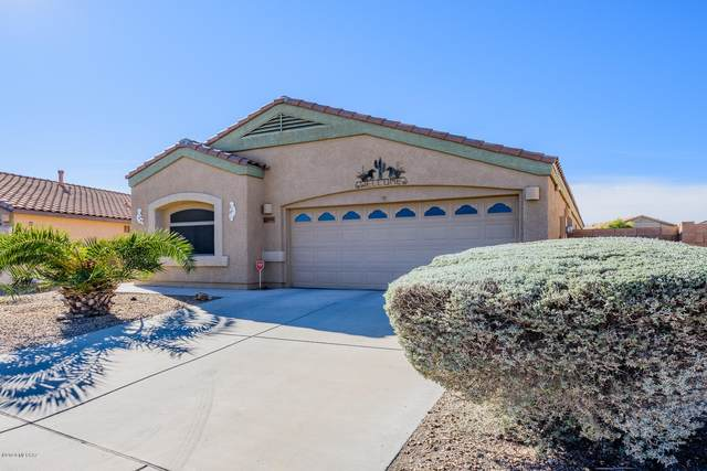6984 S Spring Walk Drive, Tucson, AZ 85757 (#22004581) :: The Local Real Estate Group | Realty Executives