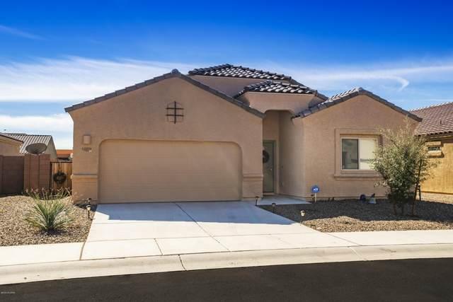 12251 W Fianchetto Drive, Marana, AZ 85653 (#22004585) :: Long Realty - The Vallee Gold Team