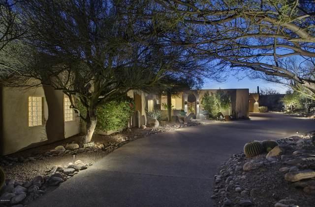 2346 E Placita De La Victoria, Tucson, AZ 85718 (#22004589) :: The Local Real Estate Group | Realty Executives