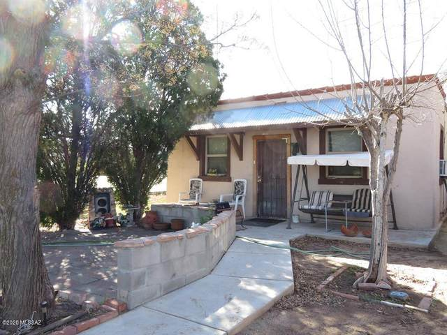 572 E 6Th Street, Benson, AZ 85602 (#22004590) :: Tucson Property Executives