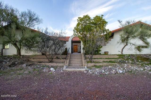 1333 W Lara Lane, Benson, AZ 85602 (MLS #22004606) :: The Property Partners at eXp Realty