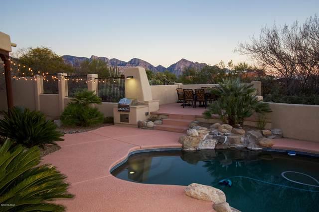 897 W Placita Luna Nueva, Oro Valley, AZ 85755 (#22004624) :: The Josh Berkley Team