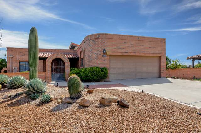 1051 W Vuelta Del Yaba, Green Valley, AZ 85622 (#22004625) :: Long Realty Company