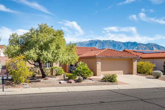 14130 N Buckingham Drive, Oro Valley, AZ 85755 (#22004634) :: The Josh Berkley Team