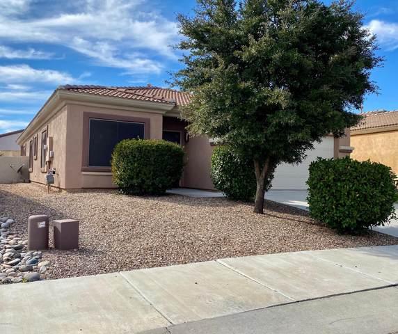 14472 S Camino Tierra Monte, Sahuarita, AZ 85629 (#22004655) :: Long Realty Company