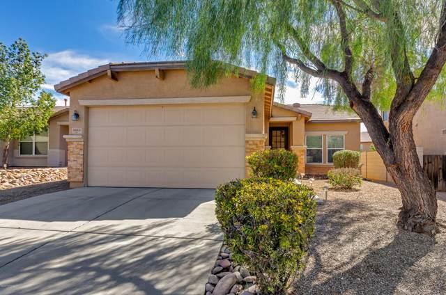 5663 W King Snake Drive, Tucson, AZ 85742 (#22004662) :: Long Realty Company
