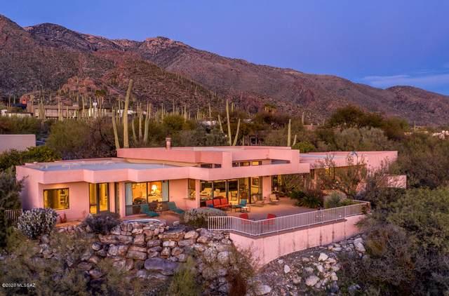 5556 E Circulo Terra, Tucson, AZ 85750 (#22004669) :: The Josh Berkley Team