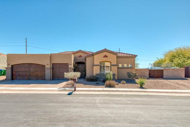 1525 W April Blossom Place, Oro Valley, AZ 85737 (#22004670) :: The Josh Berkley Team