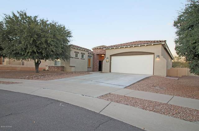 69 E Camino Rancho Felice, Sahuarita, AZ 85629 (#22004681) :: Gateway Partners | Realty Executives Arizona Territory