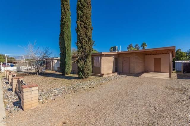 3411 S Myrtis Place, Tucson, AZ 85730 (#22004683) :: The Local Real Estate Group | Realty Executives