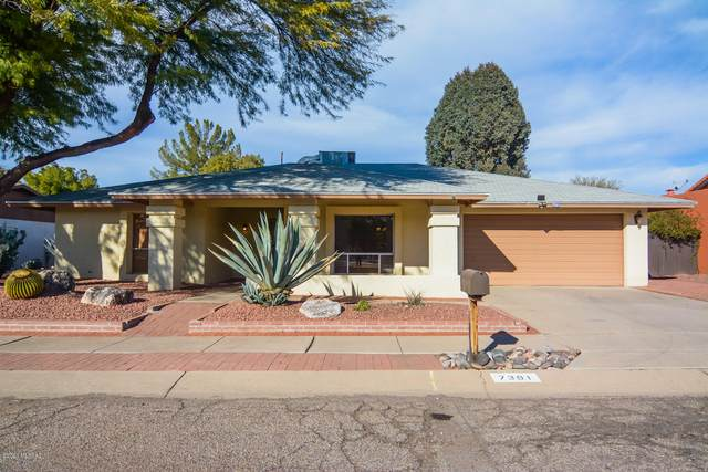 7391 E Rio Verde Drive, Tucson, AZ 85715 (MLS #22004707) :: The Property Partners at eXp Realty