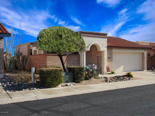 1612 W Calle Del Ducado, Green Valley, AZ 85622 (#22004713) :: Long Realty Company