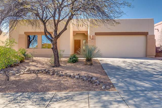 543 N Daystar Mountain Drive, Tucson, AZ 85745 (#22004734) :: Long Realty - The Vallee Gold Team