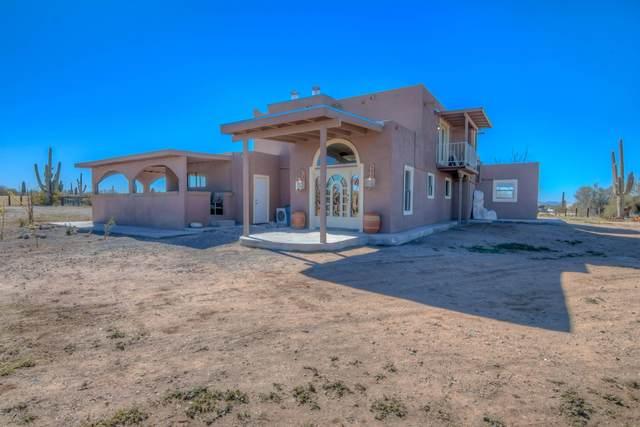 31513 E Sianna Drive, Marana, AZ 85658 (#22004751) :: The Local Real Estate Group | Realty Executives